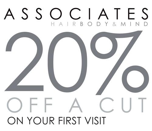 20% Off A Cut