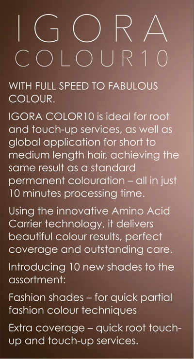 Igora Colour 10
