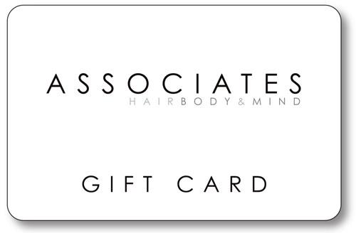 Associates Gift Card