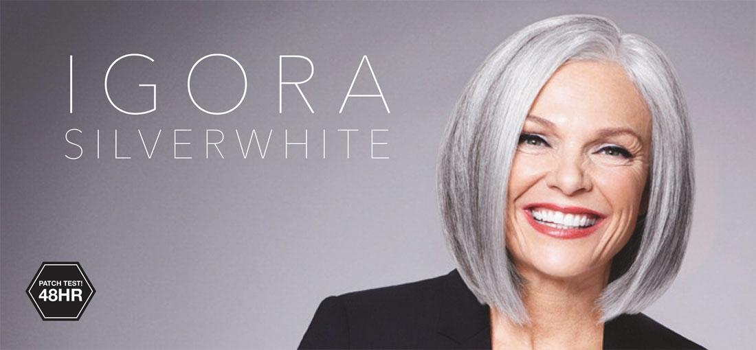Igora Silver White