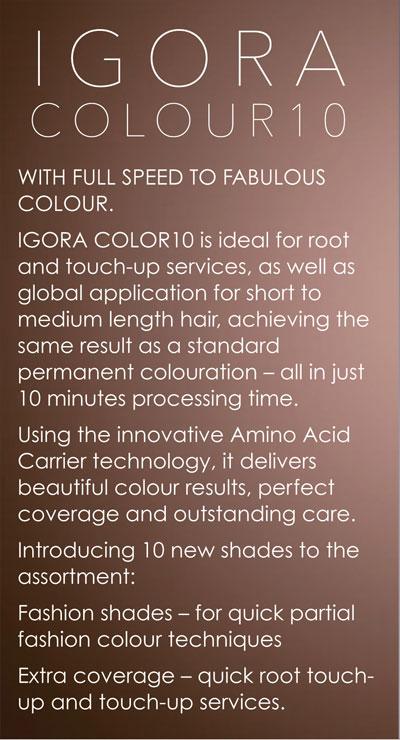 Igora Colour 10